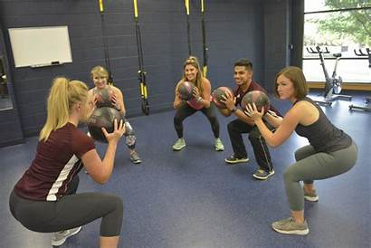 Exercise Fitness Class Pass Instructor Become Squat