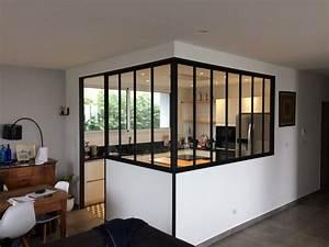 Verrière Intérieure Ikea : etude fabrication et installation du vitrage d 39 une ~ Melissatoandfro.com Idées de Décoration