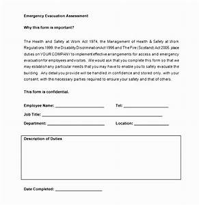excellent osha evacuation plan template contemporary With osha safety plan template