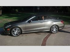 Purchase used Mercedes E550 Convertible 2011, Special