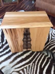 Zebra Wood Jewelry Box