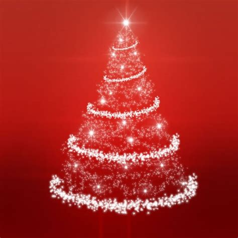 design an awesome christmas tree illustration