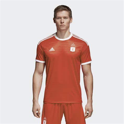 am 233 rica de cali 2018 adidas home kit kits football shirt