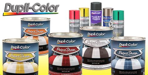 dupli color paint chart duplicolor paint shop colors