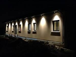 Éclairage Façade Maison : eclairage deco exterieur tortue decoration exterieur maisondours ~ Melissatoandfro.com Idées de Décoration