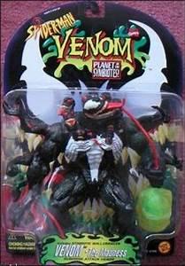 Venom: Planet of the Symbiotes Venom - The Madness (Black ...