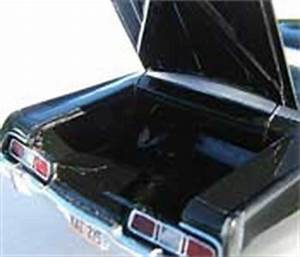 Gallery For > 67 Impala Supernatural Trunk