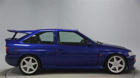 Grey Market 1995 Ford Escort Rs Cosworth