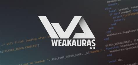 weakauras  guide wowhead news