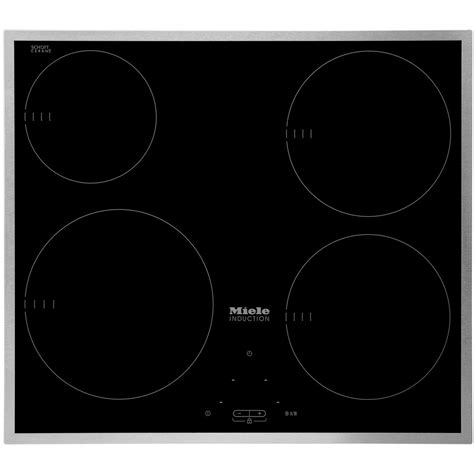 miele km cm induction hob review