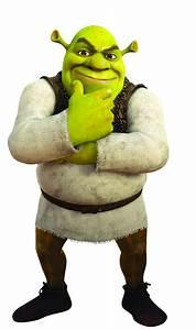 Png Shrek para scrapbook, artes digitais, decoupage e ...