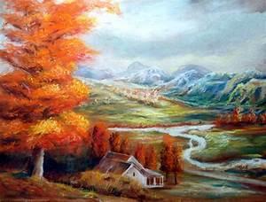 40 Easy Pastel Paintings For Beginners - Bored Art