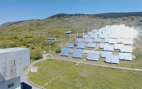 bureau ales au laboratoire promes la saga du solaire à concentration