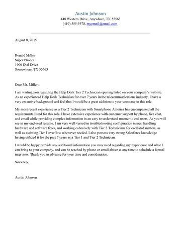writing cover letters samples help desk cover letter 25842 | help desk cover letter