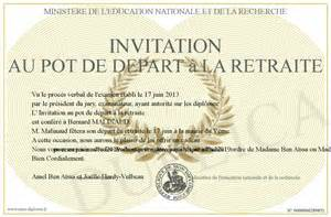 invitation pot de depart retraite imprimer 28 images imprimer carte invitation pot depart