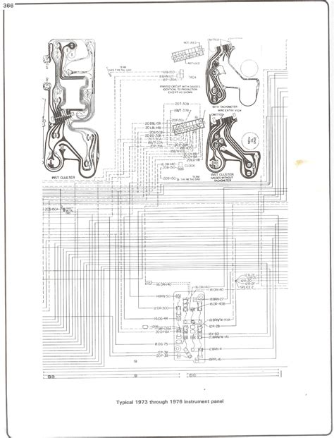 1985 C30 Fuse Box by Complete 73 87 Wiring Diagrams