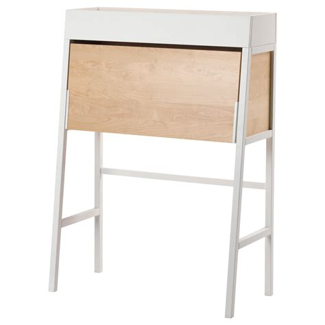 ikea catalogue bureau ikea ps 2014 bureau white birch veneer 90x127 cm ikea