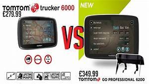 Tomtom Go 6000 : tomtom go professional 6200 vs tomtom trucker 6000 youtube ~ Kayakingforconservation.com Haus und Dekorationen