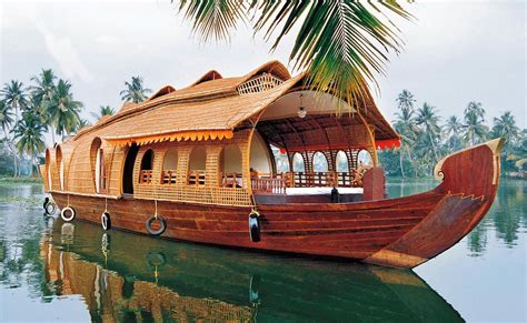 Kerala Boat House Tour by Kumarakom Houseboat Tour Thrillophilia