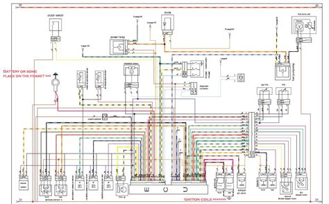 990 Wiring Diagram by 990 Adventure Wiring Diagram Page 2