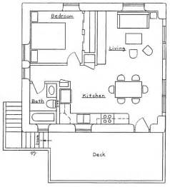 Smart Placement Living In A Garage Apartment Ideas by Garage Apartment Plan