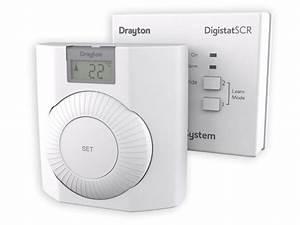Drayton Wireless Thermostat - Digistat  Rf