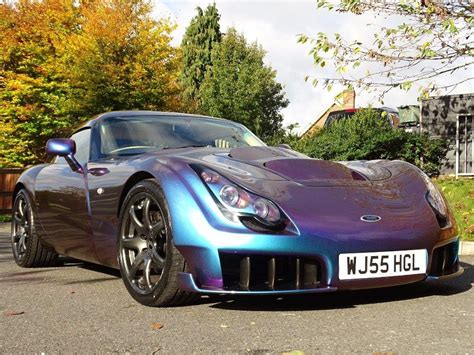 Used 2005 Tvr Sagaris 4.0 2dr For Sale In Hampshire