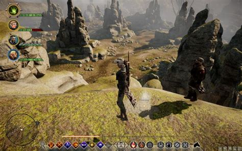 map  halinsulahn dragon age inquisition game guide