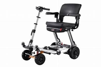 Scooter Luggie Super Plus Mobility Travel Scooters