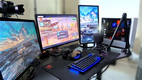 The Ultimate Gaming Setup Youtube