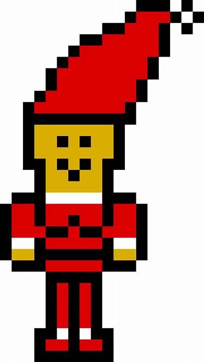 Rapper Pixel Parappa Boi Claus Clipart Transparent