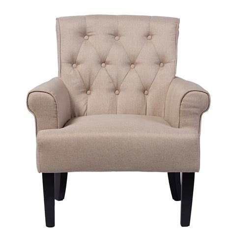 fabric side chairs baxton studio barret contemporary beige fabric upholstered 3652