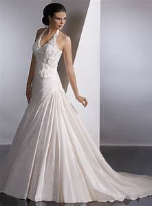 lace halter wedding dresses prom dresses With halter wedding dress