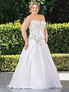 robe de mariee pour femme forte poitrine petite taille With robe pour femme forte et petite
