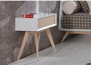Table De Chevet Design : table de nuit design et de qualit chez ksl living ~ Teatrodelosmanantiales.com Idées de Décoration