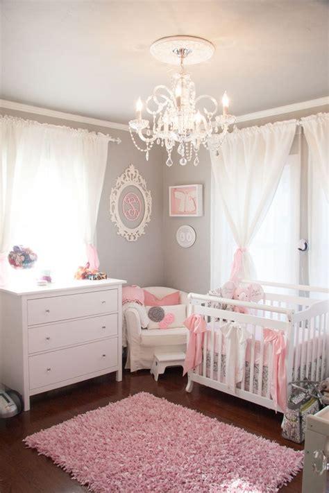 chambre princesse bebe décoration chambre bébé 39 idées tendances