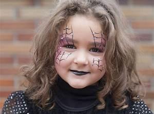 Maquillage D Halloween Pour Fille : comment maquiller mon enfant pour halloween ~ Melissatoandfro.com Idées de Décoration