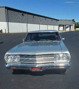 1965 Rare Chevelle 2 Door Wagon Factory 4 Speed Car For