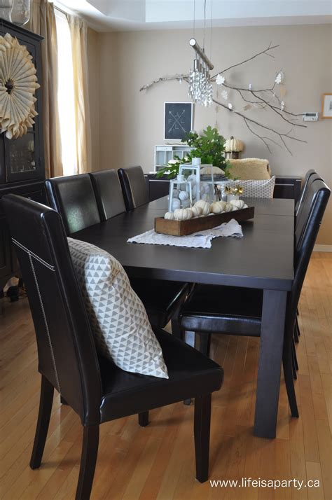 How To Refinish A Dark Wood Veneer Dining Room Table