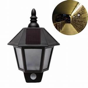 Lampe Détecteur De Mouvement Intérieur : eclairage exterieur solaire avec detecteur 3 teckey ~ Dailycaller-alerts.com Idées de Décoration