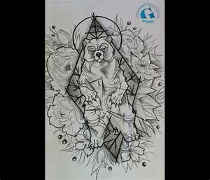 Dessin D Hirondelle Pour Tatouage : dessin tatouage graphicaderme ~ Melissatoandfro.com Idées de Décoration