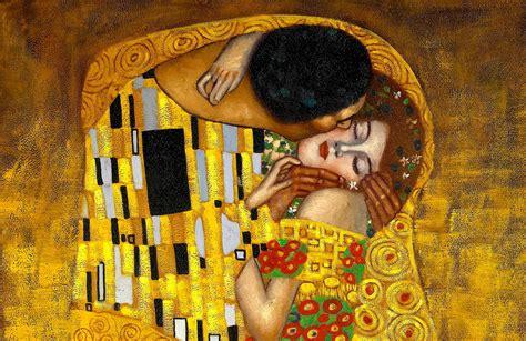La Klimt - gustav klimt the wall mural muralswallpaper co uk
