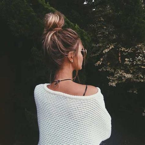 messy buns hairstyles hairstyles haircuts