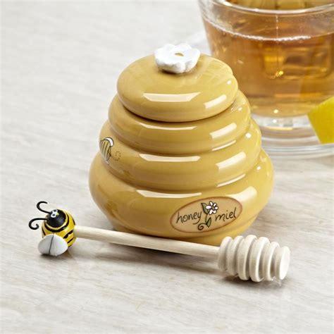 joie kitchen accessories joie mini honey pot dipper kitchen buddies 2054
