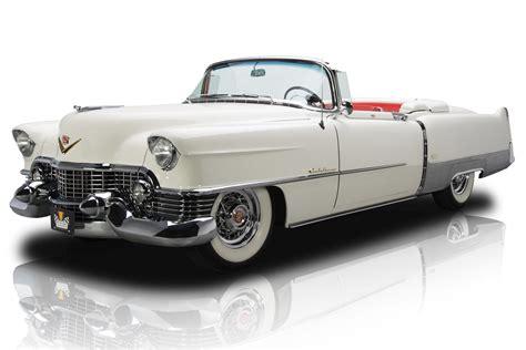 1954 Cadillac Eldorado by 135602 1954 Cadillac Eldorado Rk Motors Classic And