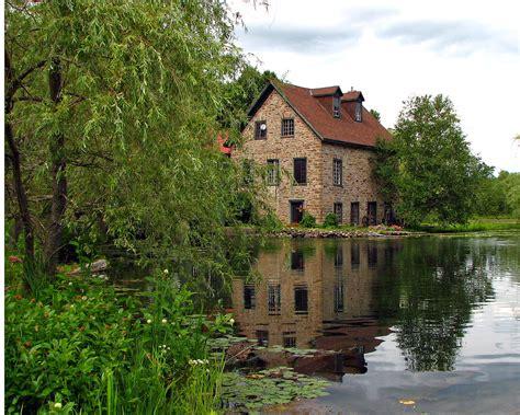 bedford mills  pond south  westport ontario  stopp flickr