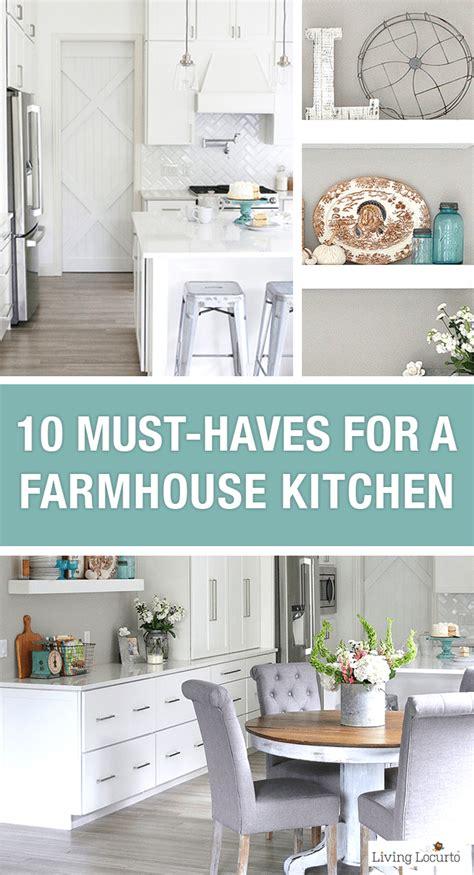 Farmhouse Kitchen Decorating Ideas by Farmhouse Kitchen Decorating Ideas 10 Must Haves For A
