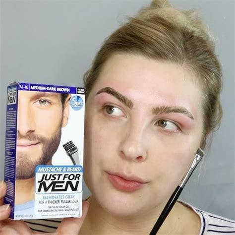 melhores ideias de eyebrow tinting diy  pinterest