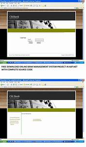 bank management system project report with source code With document management system asp net source code