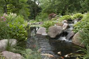 aquascape your landscape designing your pond